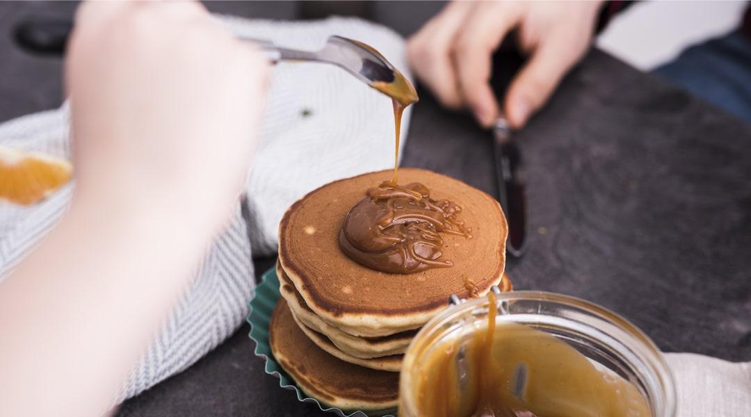 Colorsenglish Pancake Day