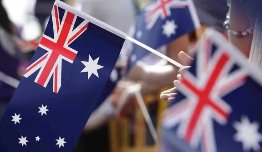 colors australia day2
