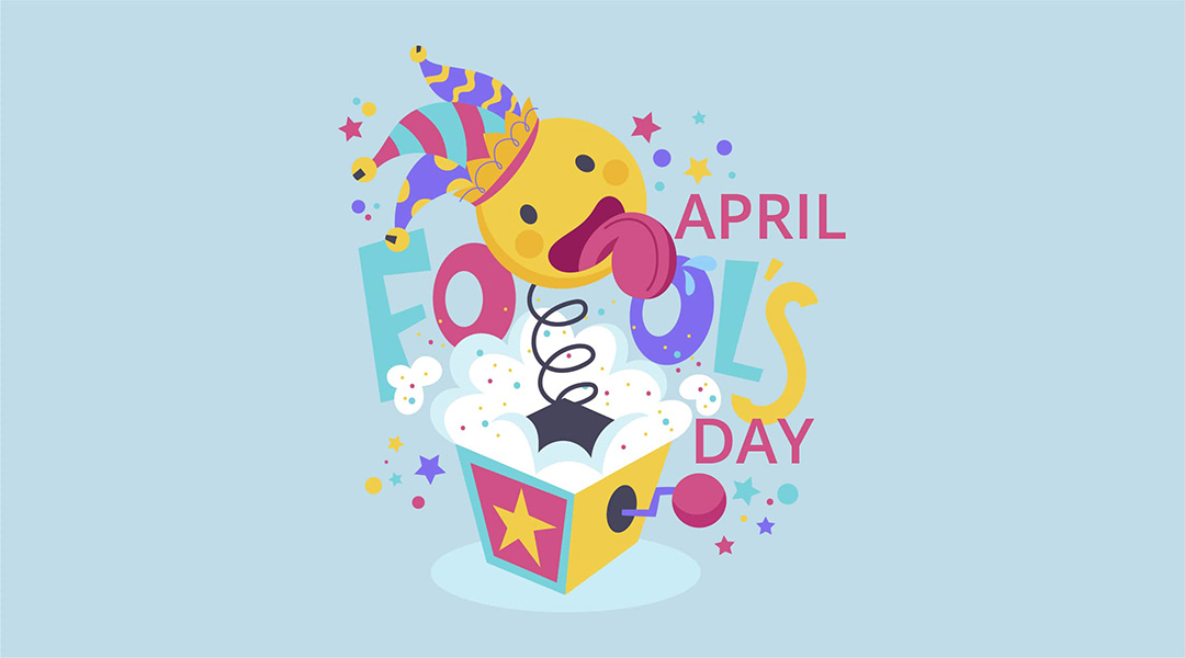 colors english april fools day