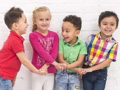 Clases de inglés para niños a partir de 3 años