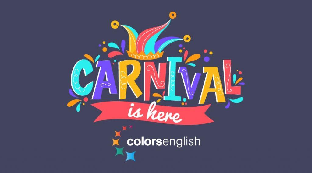 Colorsenglish Carnaval