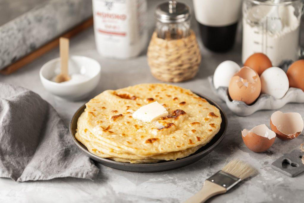 colors english pancakes